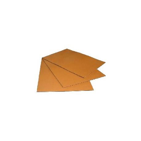 Zellkautschukplatte PE 330 x 250 x 1,0 mm