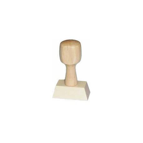 Holzstempel Normaform