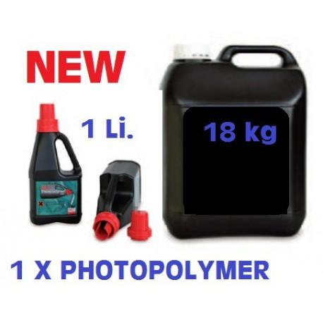 Photopolymer VX55, 18kg