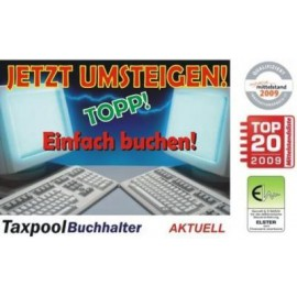 Taxpool-Buchhalter EÜR Vollversion DATEV-FiBu