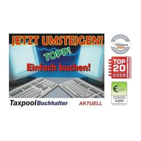 Taxpool-Buchhalter EÜR Vollversion DATEV-FiBu